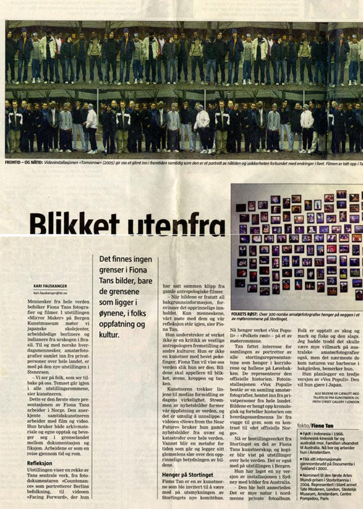 Bergens Tidende (Publications)