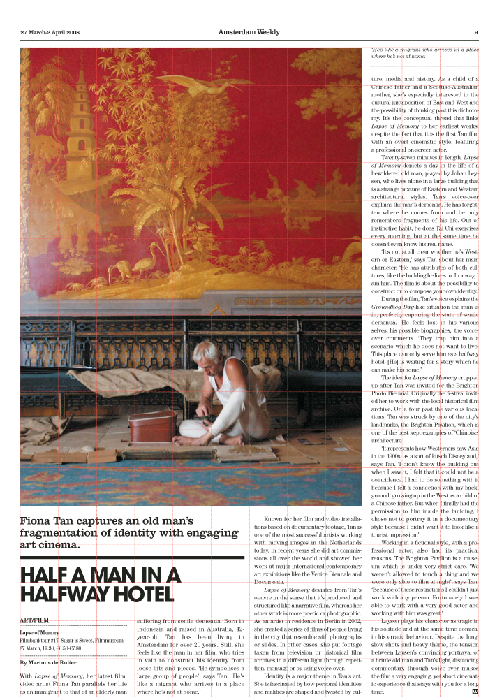 Amsterdam Weekly (Publications)