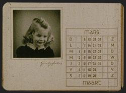 Calendar Girl (Works)