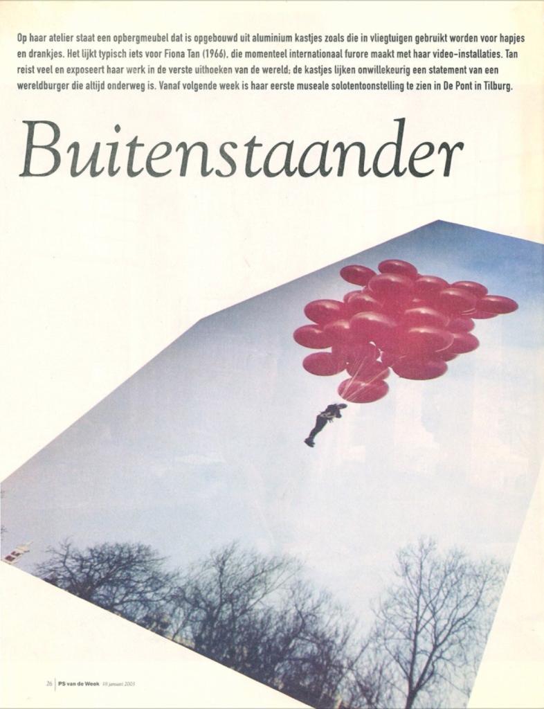Het Parool, 2003 (Publications)