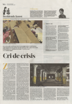 Volkskrant, Options & Futures (Publications)