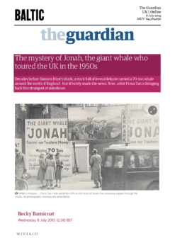 The Guardian, Baltic (Publications)