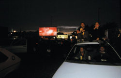 Car Wreck Cinema (Installation Views)