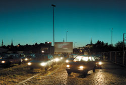 Car Wreck Cinema (Installation Views)