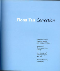 Correction (Publications)