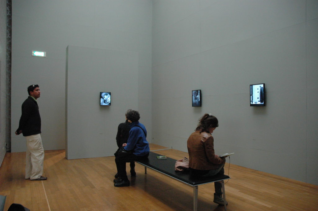 Provenance (Installation Views)