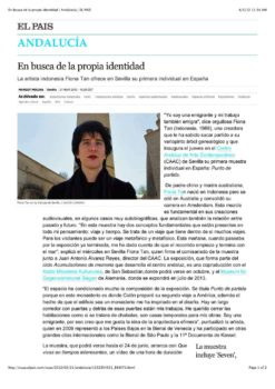 El Pais, Andalucia (Publications)