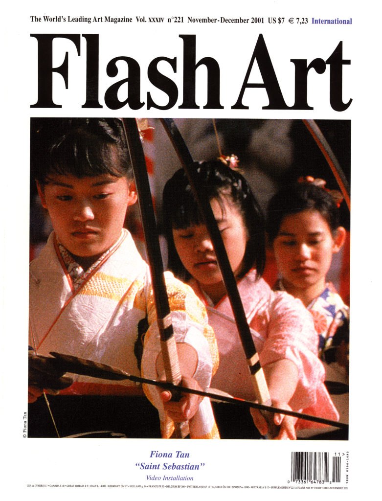 Flash Art – Saint Sebastian (Publications)