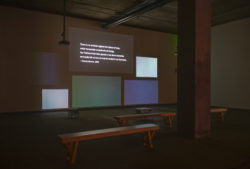 Inventory & Ghost Dwellings (Installation Views)