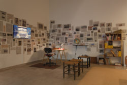Geografie der Zeit, Frankfurt (Installation Views)