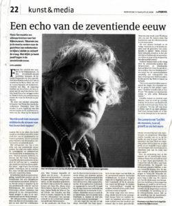 Het Parool, Rijksmuseum (Publications)