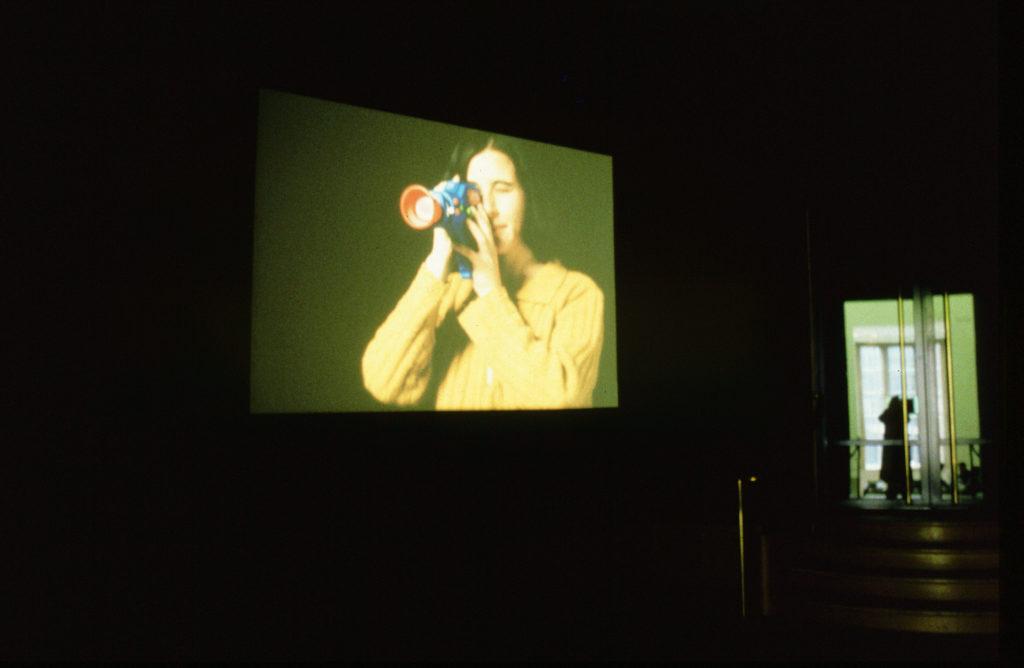 Exploding Cinema (Installation Views)