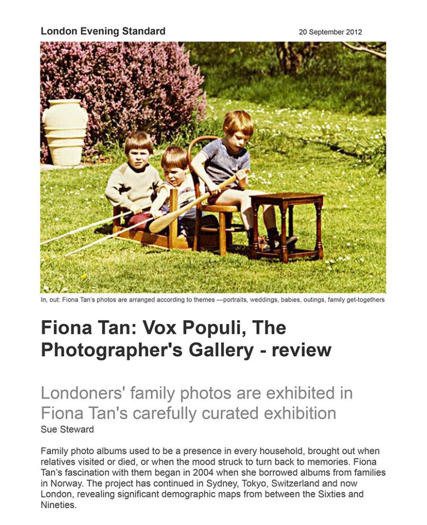 London Evening Standard (Publications)