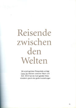 Art Das Kunstmagazin (Publications)