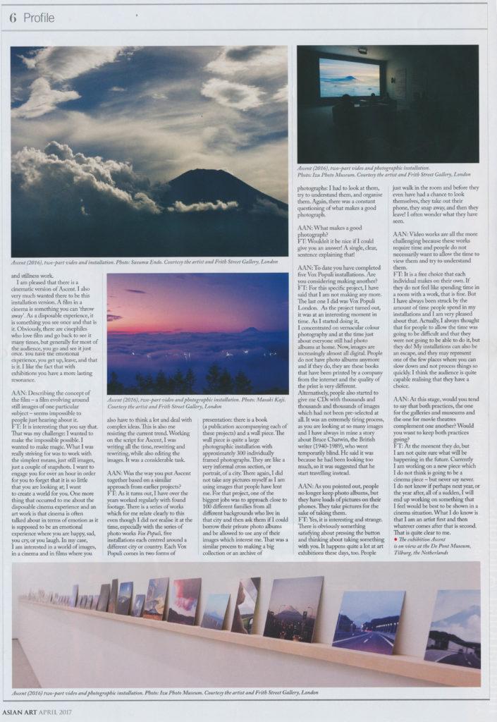 Asian Art Newspaper (Publications)