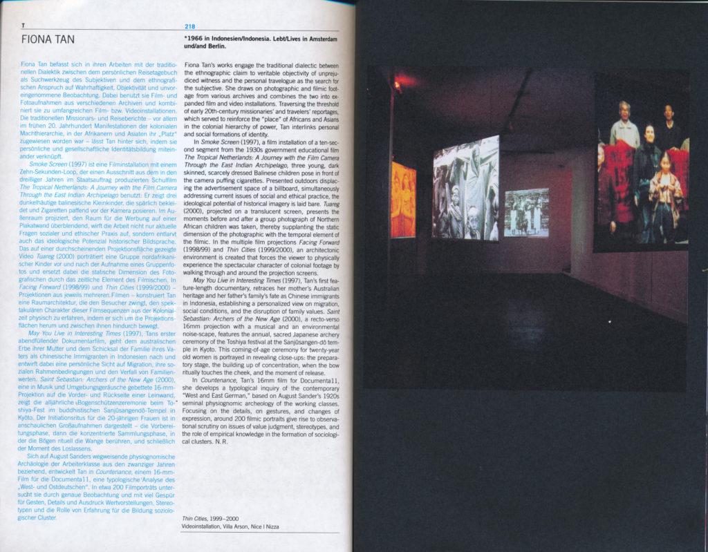 Documenta 11 short guide (Publications)
