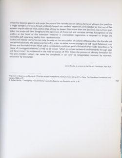 Testimonies (Publications)