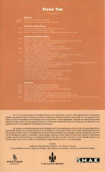 J.C. van Lanschot Prize (Publications)