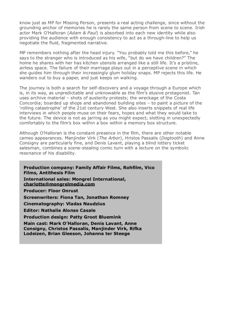 Screen International, Review (Publications)
