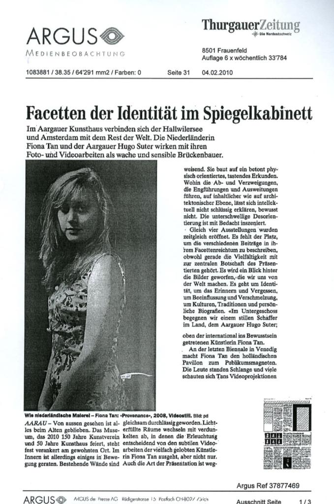 Thurgauer Zeitung (Publications)