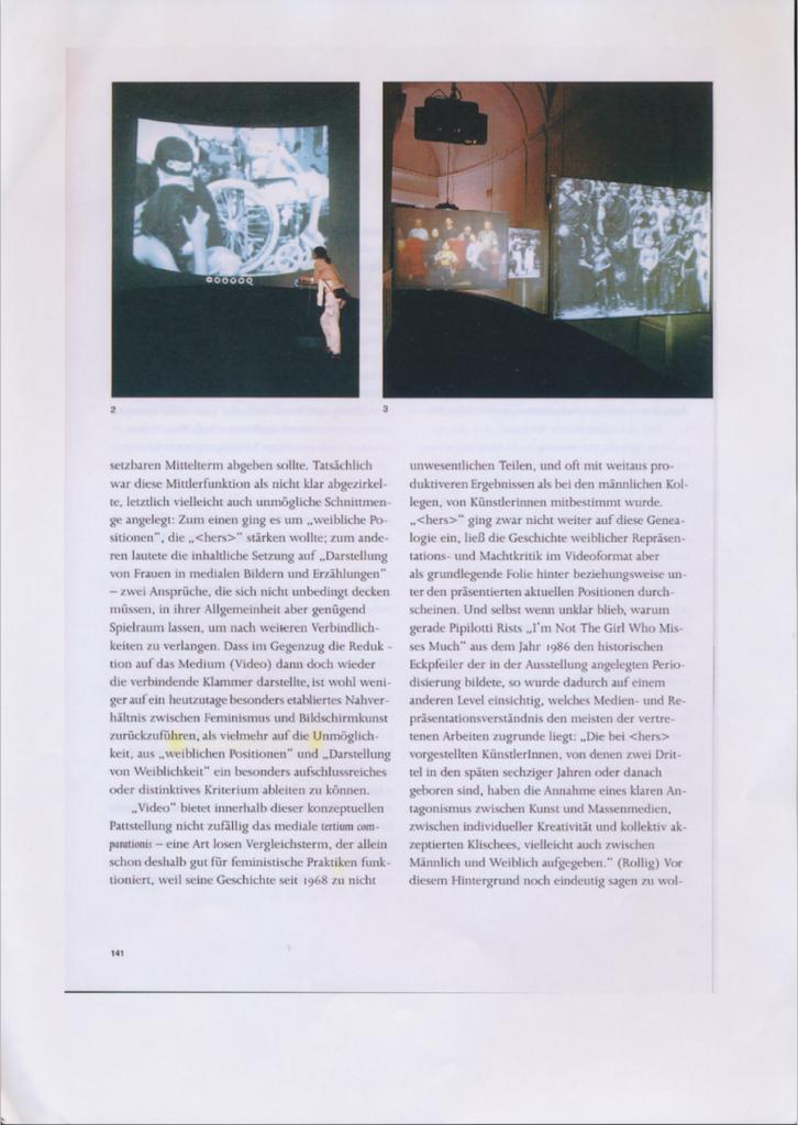Texte zur Kunst (Publications)