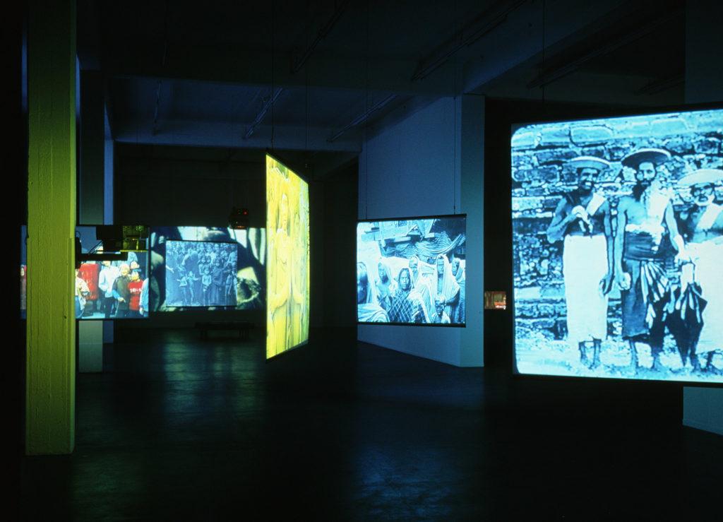 Testimonies (Installation Views)