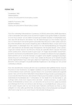 Menschen des 20. und 21. Jahrhunderts (Publications)