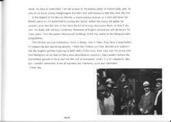Fragments towards a selfportrait of a city I (Publications)