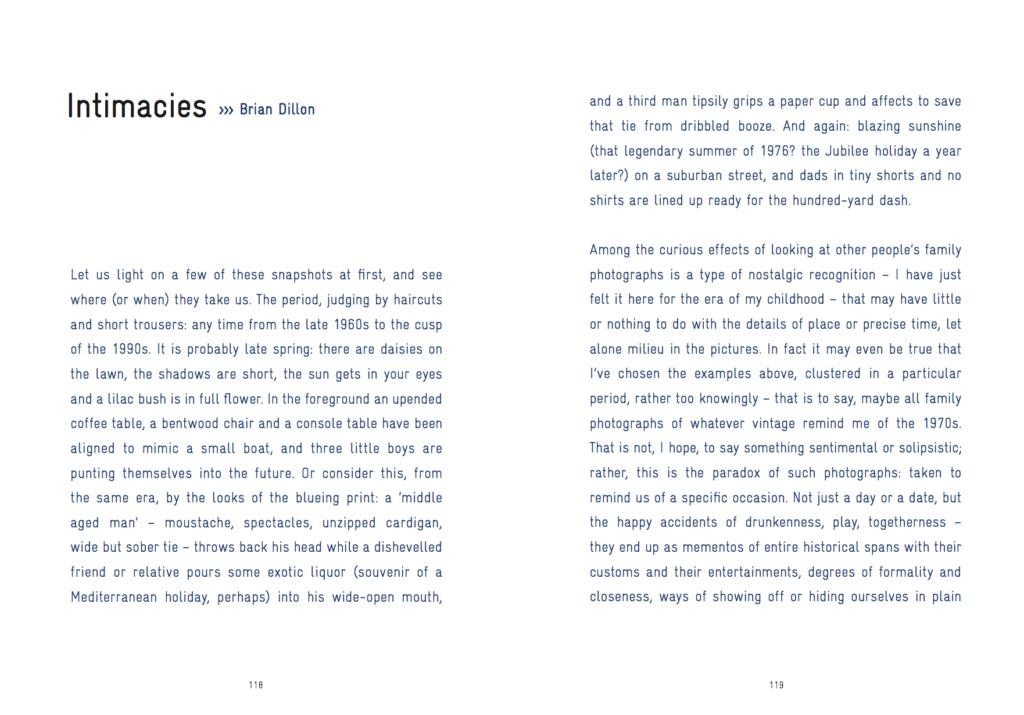 Intimacies (Publications)