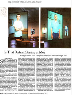 New York Times, New Museum (Publications)