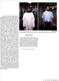 Flash Art, New Museum (Publications)