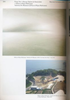 Fiona Tan + Kazuyo Seijma Associates + Office of Ryue Nishyzawa – Cloud Island I (Publications)