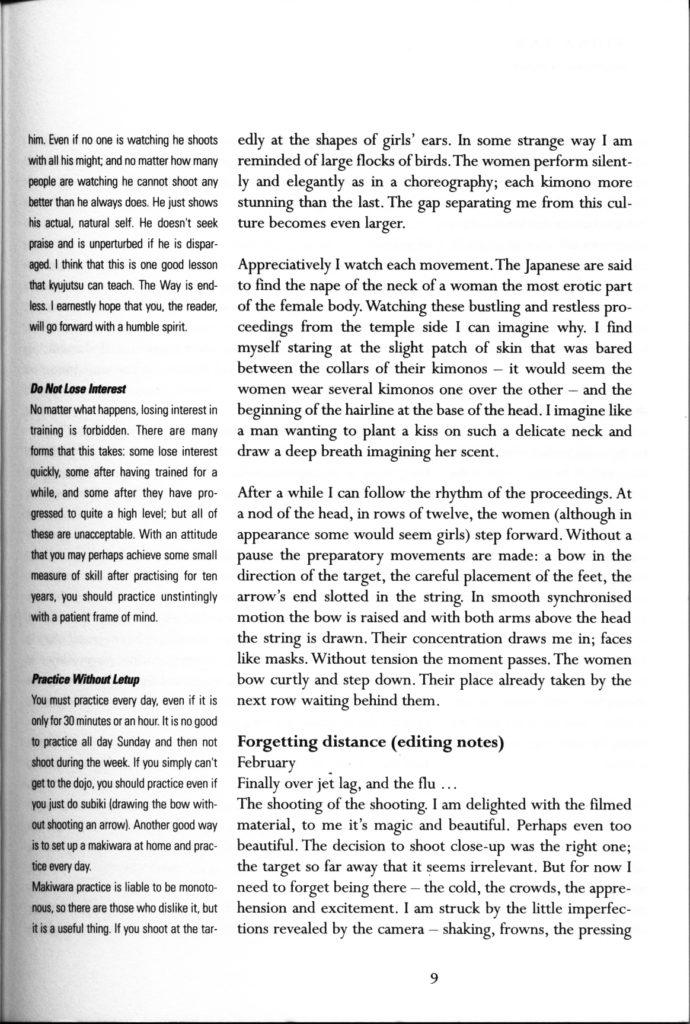 Saint Sebastian (work in progress) (Publications)