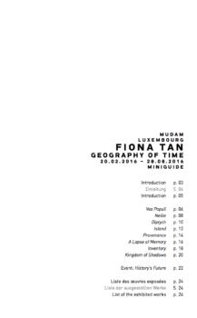 Mudam – miniguide (Publications)