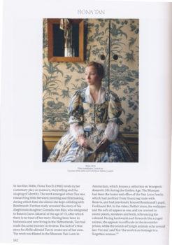 Fiona Tan (Publications)
