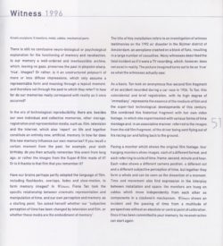 Witness (Publications)