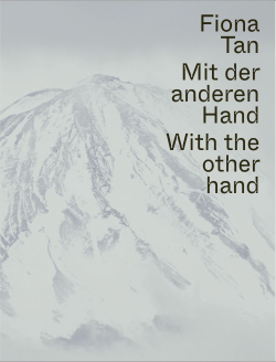 Mit der anderen Hand / With the other hand (Publications)
